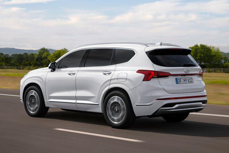2021 Hyundai Santa Fe  36m/10,000 yr