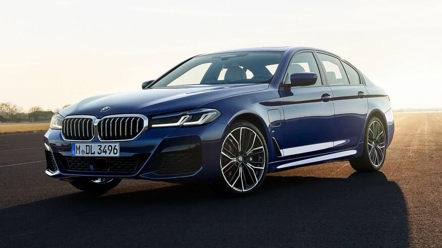 2021  BMW 530
