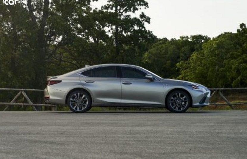 2021 Lexus ES 350 FWD    36 mo/7,500 yr