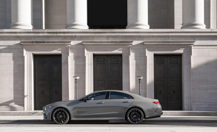 2021 Mercedes-Benz CLS450