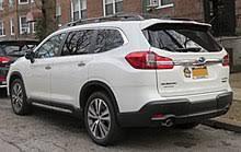 2021 Subaru Ascent AWD      36 mo/10,000 yr