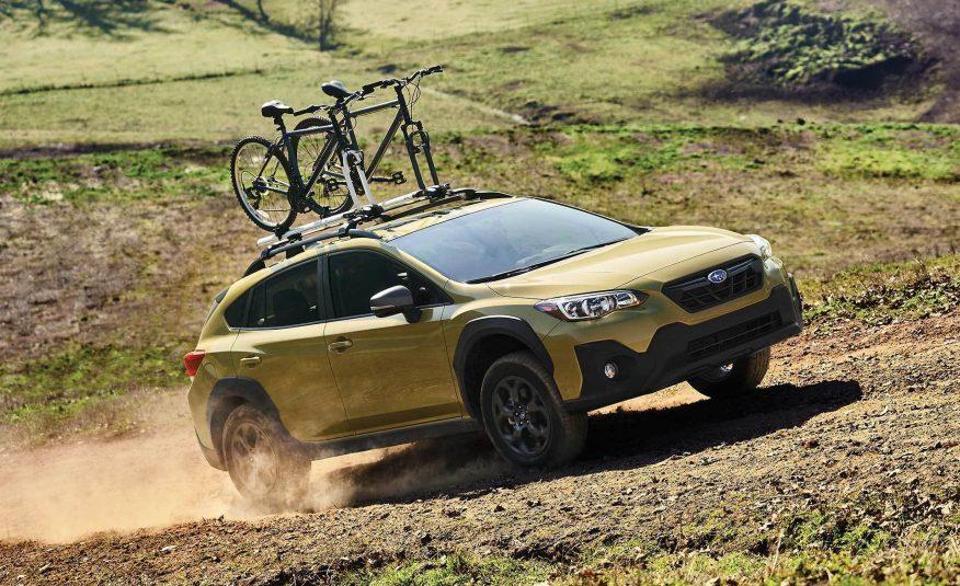 2021 Subaru Crosstrek AWD   36 mo/10,000 yr