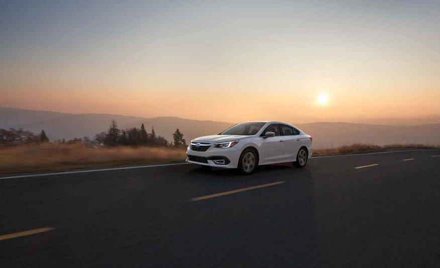 2021 Subaru Legacy AWD    36 mo/10,000 yr