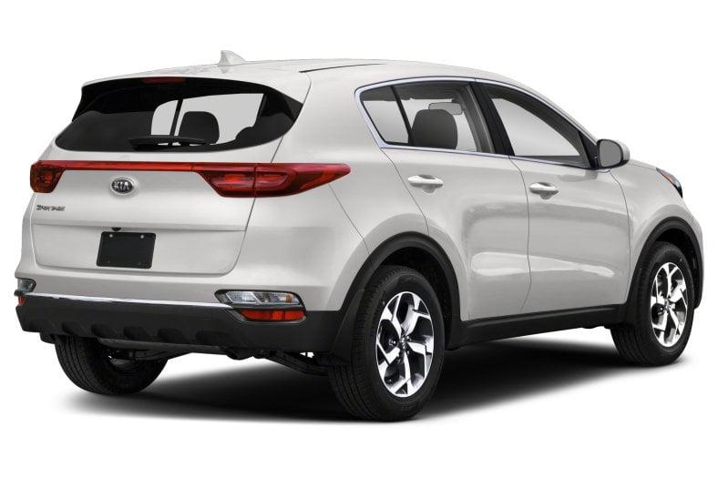 2021 Kia Sportage LX     36 mo/10,000 yr