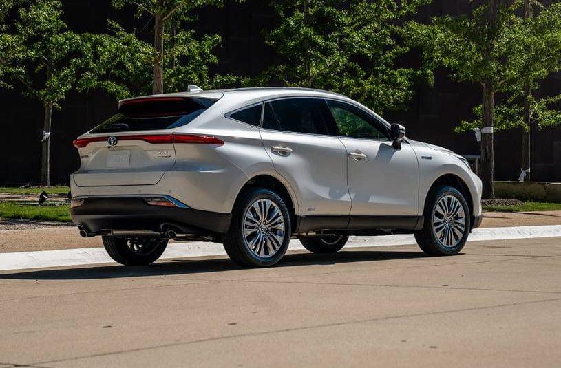 2021 Toyota Venza   36m/7,500y